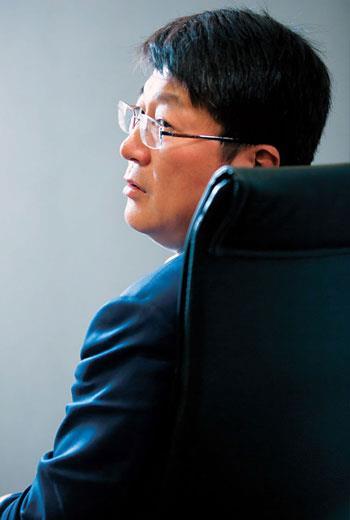紫光集團董事長 趙偉國