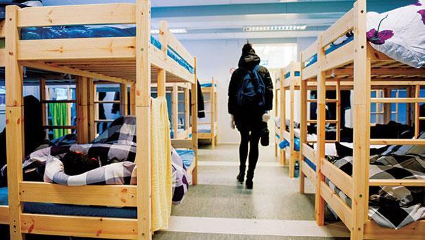 挪威收容大量難民,為趕在寒冬前妥善安頓,改裝現成硬體設施或是最快方式。