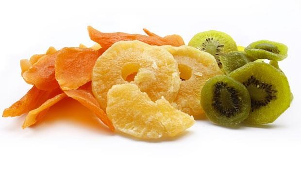 蔓越莓乾、芒果乾、水果脆片...這些零食,看起來健康,其實會傷身!