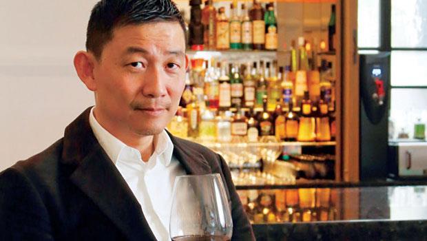 美酒佳餚專業作家 林裕森,被譽為華人世界最好的葡萄酒作者