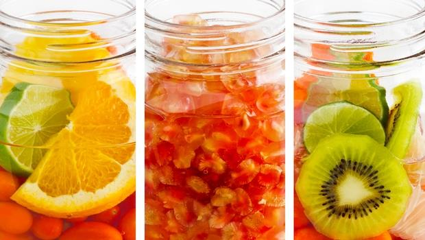 不愛喝白開水的人有福了!用這個杯子喝開水,竟能喝出各種水果味