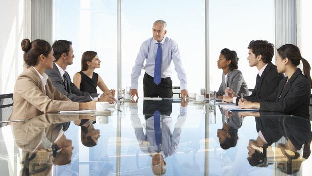 開會座位安排有訣竅!容易起爭執的同事,應該讓他們這樣坐... - 商業周刊