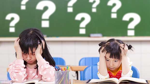 一個補教老師的現場觀察:1/3小孩數學老是考不好,問題出在「國文」太差