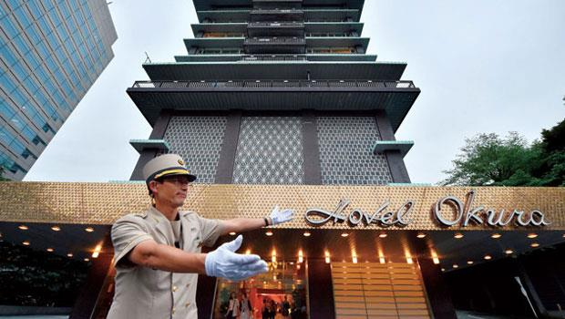 大倉飯店雖然深具歷史文化意義,也得為拚經濟向現代化妥協。