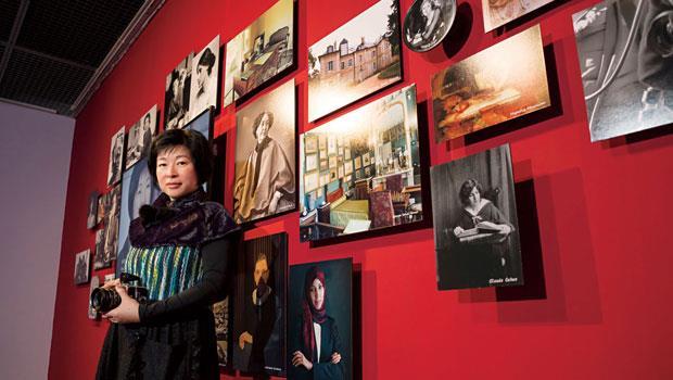 彭怡平希望藉由打開「女人的房間」,重新思索全世界女性與空間的關係。