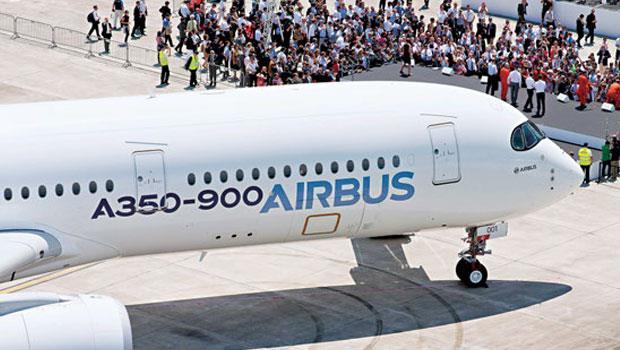華航首架A350-900 預定7 月交機,將成為長程航線戰力之一