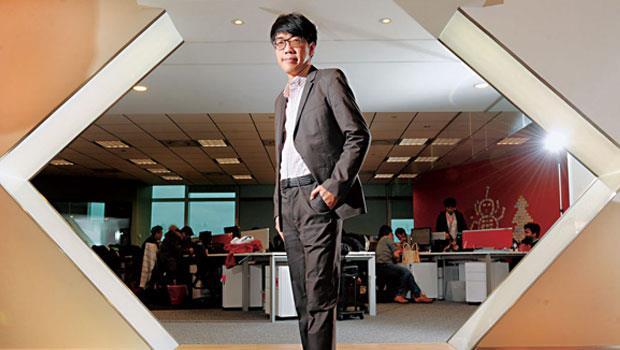 傳統硬體外商出身的吳德威,靠網路做業務,2 年吃下台灣工具類App的8 成市占。