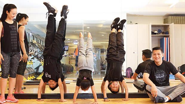 自組籃球社團,還下海當教練...知名DJ聶雲:幫孩子找到適合的運動,是父母的功課