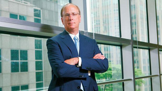 貝萊德資產管理公司創辦人、執行長 芬克