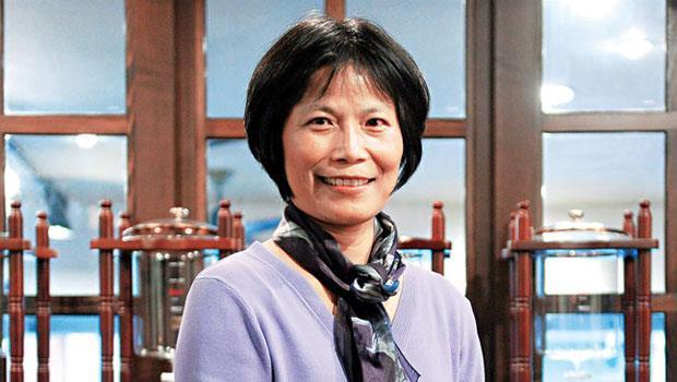 曾妙芬致力中文教學,下一步要建立一個中文的「網上交流社區」。