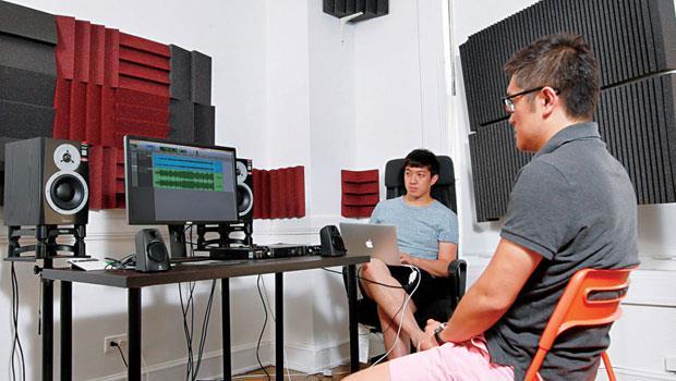 試聽再試聽,在程式中納入音樂人的敏感微調,是Ambidio 技術勝出的關鍵。