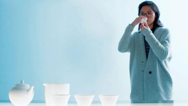 以純白風格打造茶葉精品形象,XIE XIE創辦人謝雨彤讓台灣茶變得現代又時尚。