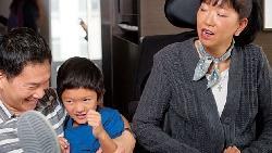 全身只剩眼皮能動,亞洲私募基金女王如何為了家人翻轉厄運?