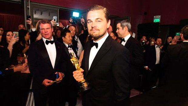 熬了22年,終獲奧斯卡影帝》李奧納多:我總覺得自己技不如人,所以努力抓住每次機會!