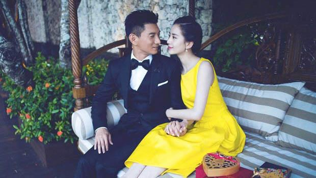 和劉詩詩的世紀婚禮》吳奇隆:曾怪上天不公,現在明白它把最好的留給我