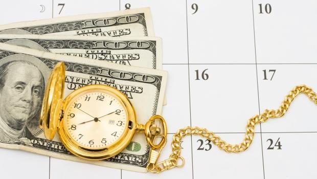 時間 錢 時鐘