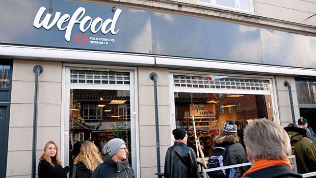 過期食品的商機? 丹麥這家超市打擊浪費兼做公益!