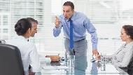 上司、同事、客戶當面罵你怎麼辦?以●●●回應最適合!3步驟平息對方怒火