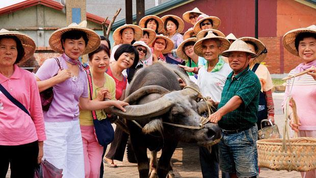 台灣農村再生有許多成功案例,擅長把資源變觀光財的企畫人才,有機會在中國找到舞台。