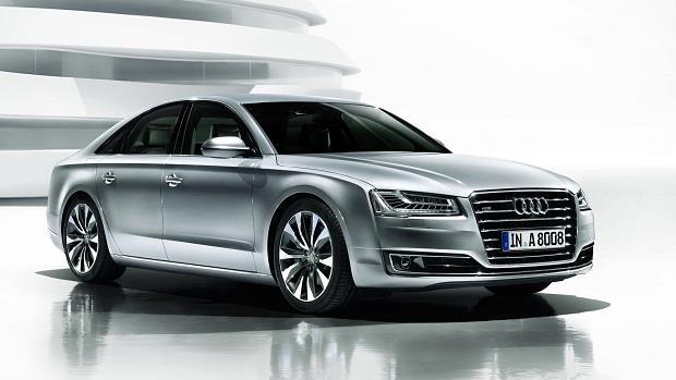 Audi A8 領袖首選 眼界勝出