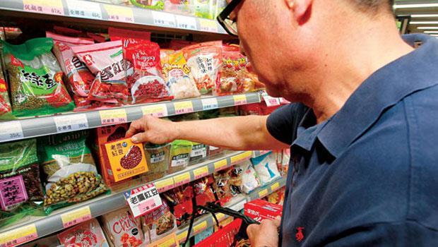 不毒鳥、採友善農法種植的紅豆,因為產量較少、價格較高,但不少消費者認同,買氣比預期好。