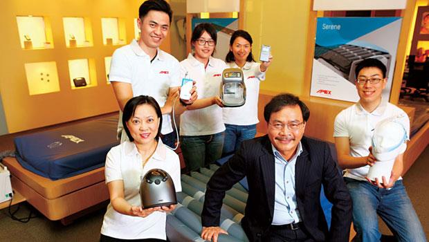 亞洲生產規模最大的醫療用氣墊床廠商 雃博醫材