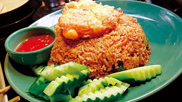 餐廳「芒果樹」的泰式料理,把甜酸鹹辣一股腦全表達盡致