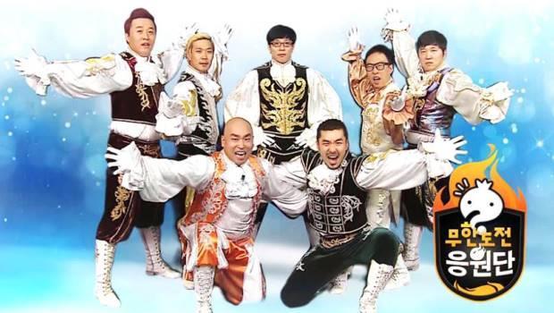 這個韓國綜藝節目播出超過10年,聲勢不墜...還成了政府最佳政令宣導片