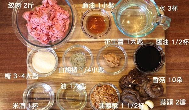 清淡滷汁10分鐘變濃稠!做出美味「香菇肉燥飯」的關鍵:加一匙「花生醬」 - 商業周刊