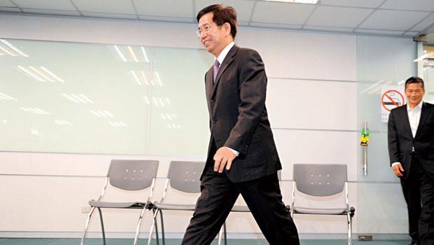 潘文忠 台中市副市長(5月20日 就任教育部長)