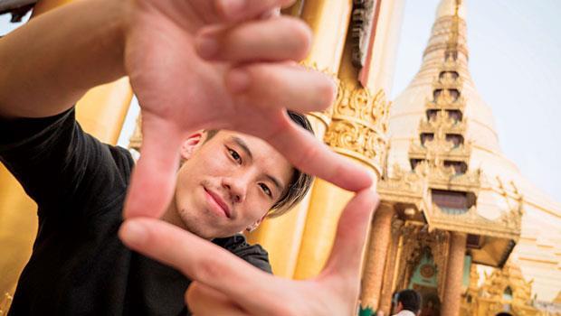他,第一個將台式小火鍋帶到緬甸「在台灣當店長要四年,在這邊,我四個月就辦到了」