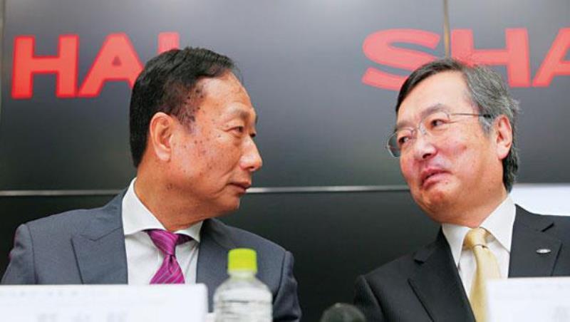 郭董的guts,鴻海裁7千人救夏普》裁員才能救台灣,大家願意嗎?