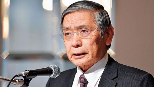 日本央行總裁黑田東彥曾說「要有小飛俠彼得潘的信念」,他認為貨幣政策成敗不在經濟規律,而在想改變的意念。