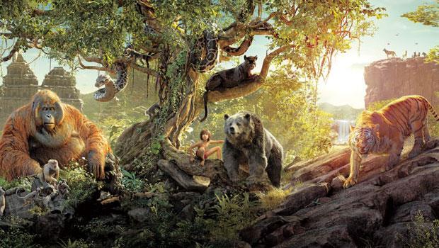 《與森林共舞》講述「狼孩」的尋親之旅,超逼真3D動畫為最大賣點。