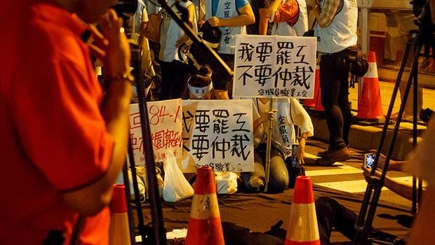 「當罷工會困擾到很多人時才有意義!」德國人這樣教小孩...台灣人卻想著「不要影響我就好」