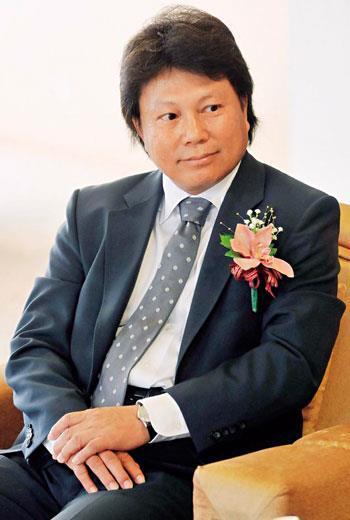 漢民集團創辦人、漢磊科技榮譽董事長 黃民奇