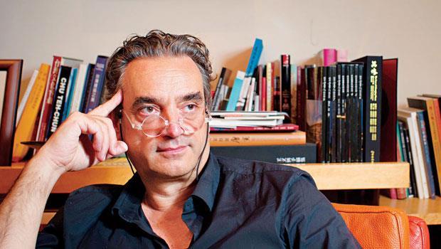 Lipsky + Rollet建築師事務所創辦人、法國Grenoble國立高等建築學院教授 帕斯卡‧侯列