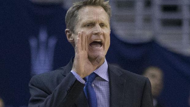 菜鳥教練帶出NBA總冠軍,Steve Kerr說出「這句話」證明他不是運氣好而已
