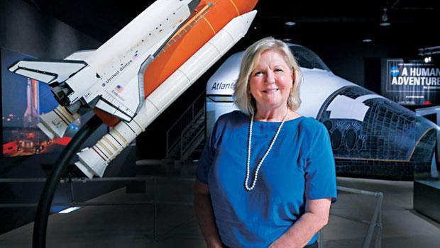 美國太空與火箭中心執行長 伯恩哈特