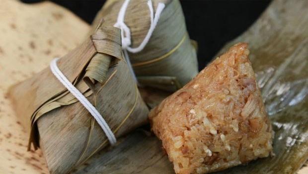 南部粽、北部粽...熱量最高的粽子竟然是它!配3種水果吃,助消化不便祕