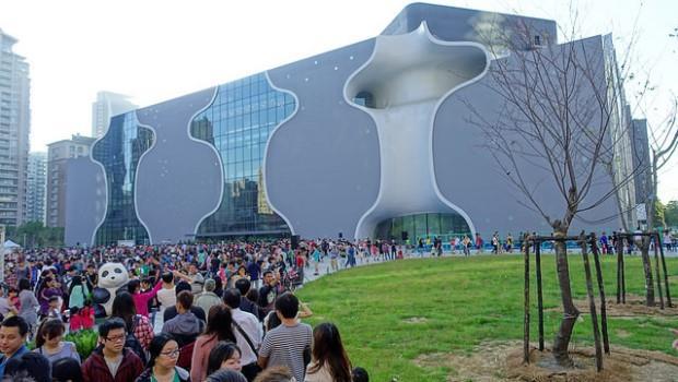 台灣的未來有沒有競爭力?指標是看台中,而不是有一個巨蛋爛尾樓的台北