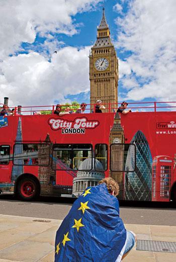 歐盟事前已對英國大幅「讓利」,但英國最後仍脫歐,未來歐盟恐怕不會給它好果子吃。