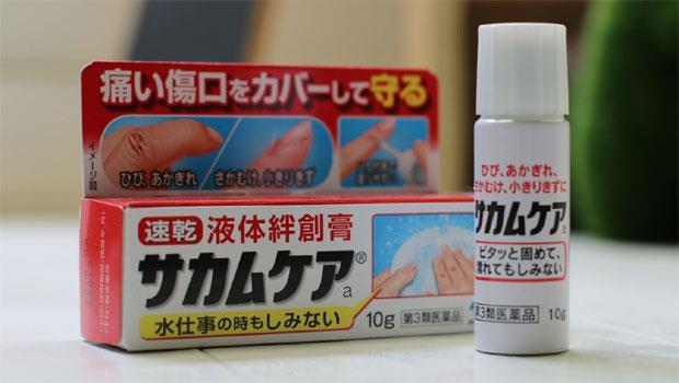 日本超夯「液體OK繃」,抹一層就能讓傷口防水!藥師告誡:這5種傷千萬別用