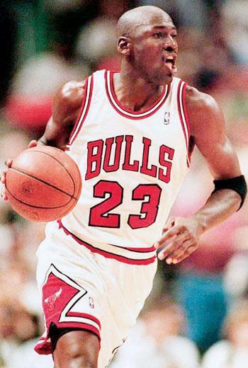 空中飛人喬丹(Michael Jordan)專屬品牌至今仍年創收入25億美元