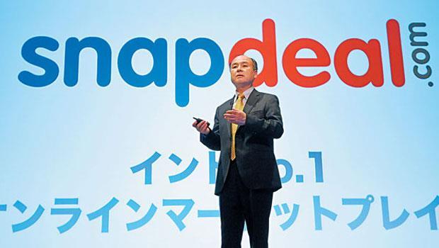 軟銀孫正義2014 年投資Snapdeal 成為其最大股東,當時他就對外宣告:「Snapdeal 有潛力成為印度的阿里巴巴」。