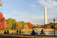 單車慢遊華盛頓特區博物館與紀念碑