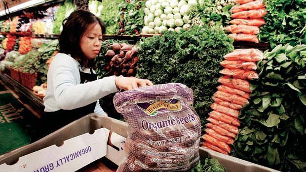 報告顯示,歐、美、日超過4成的消費者願意花更多錢買對環境友善的食品。