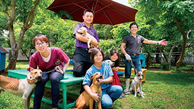 台南動保團隊領先其他縣市,去年零撲殺,翻轉流浪動物問題城市形象。