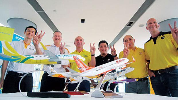 酷航等8 家亞太區指標廉航成立全球最大廉航聯盟,涵蓋超過160個航點,台灣2間本土廉航威航、台灣虎航,卻未在名單中。