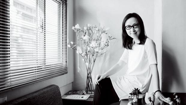 建築師、策展人 安郁茜